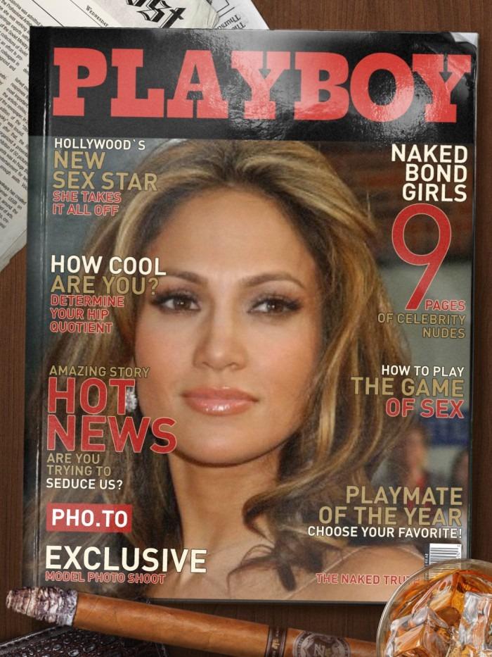 Fotomontajes en portadas de revistas