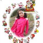 Marco para fotos gratis especial para navidad