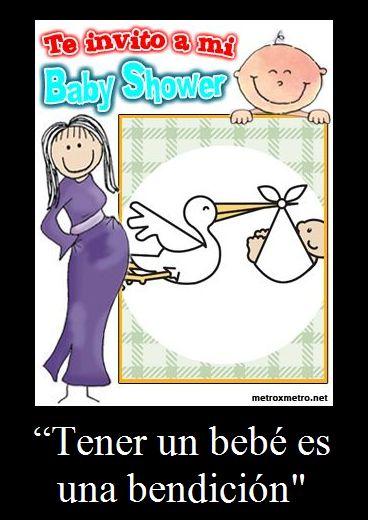 tarjeta gratis para baby shower