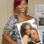Montaje de fotos con celebridades