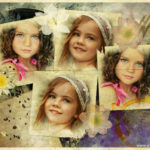 Decora tus fotos con collages gratis