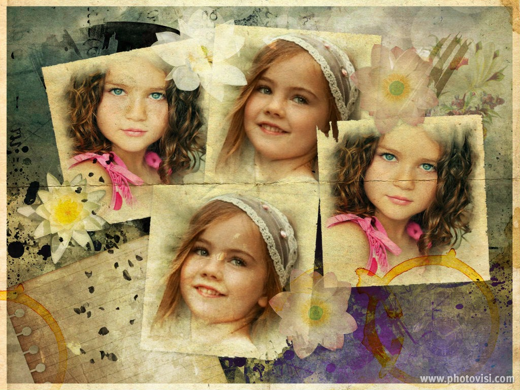 Decora tus fotos con collages gratis programas para - Decora tus fotos gratis ...