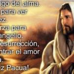 Tarjeta feliz pascua de resurrección 2014