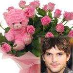 Fotomontajes de amor con rosas gratis