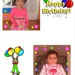 Fotomontajes para niños de cumpleaños