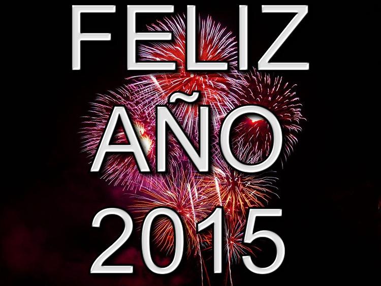 Imagen para editar texto de año nuevo 2015