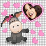 Fotomontaje de amor gratis online