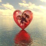 Esta imagen reflejará todo el amor que sientes por tu pareja