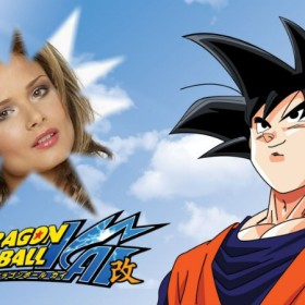 Fotomontaje gratis con Dragon Ball