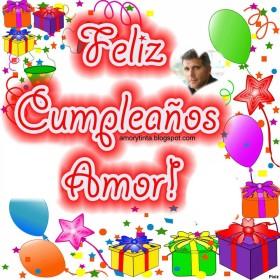 Felicita a tu amor por su cumpleaños