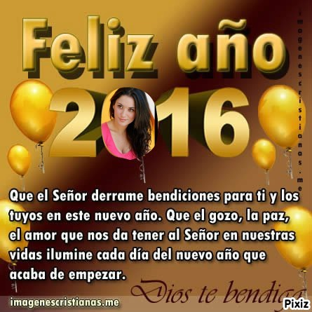 buenos deseos para este año 2016