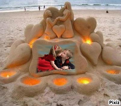 fotmontajes románticos para tus fotos