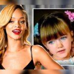 Fotomontaje dirigido para los fanáticos de Rihanna