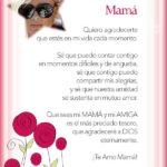 Poema para mamá en su día