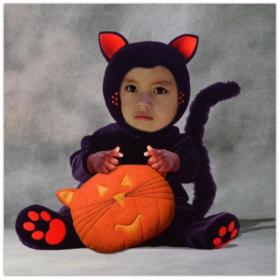 Disfraz para halloween infantil