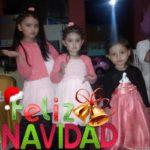 Fotomontaje navideño para colocar foto junto a la frase ¡feliz navidad!