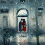 Ilustraciones de amor por san valentín